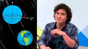 ¿Por qué la gravedad es diferente en los polos? (Velocidad, longitud  de circunferencia y coseno)