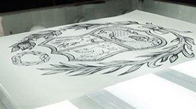 Serigrafía textil
