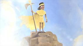 """""""Cuniraya Viracocha y Cavillaca"""" y los mitos como explicación del mundo antiguo"""