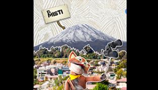 Chaski ¿Cuál volcán conoces del Perú?