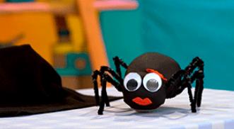 ¿Cómo teje la araña su telaraña?