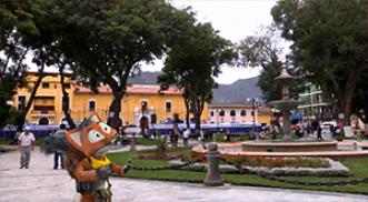 Descubriendo más de Huánuco con Macarena