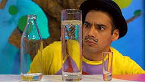 Por qué el agua y el aceite no se mezclan