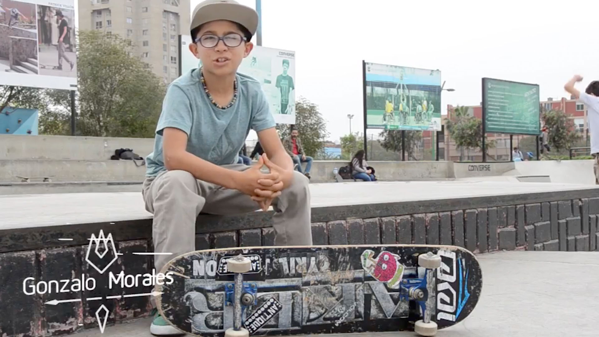 "Gonzalo ""Skater"""