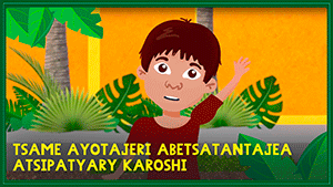 Tsame Ayotajero Abetsatantajea Atsipatyary... Karoshi (Ashaninka)