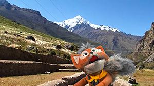 Luna y Cusco, entre el Urubamba y el Vilcanota