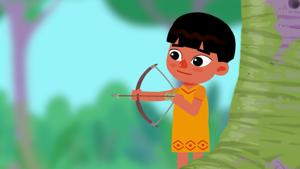 Pirito, el gran cazador