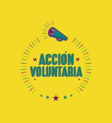 Acción voluntaria